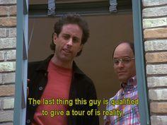 The real Peterman Tour!!