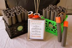 Teenage Mutant Ninja Turtle Party Ideas - Party Activity | CatchMyParty.com