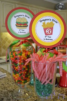 Birthday Party Ideas | Photo 3 of 32 | Catch My Party
