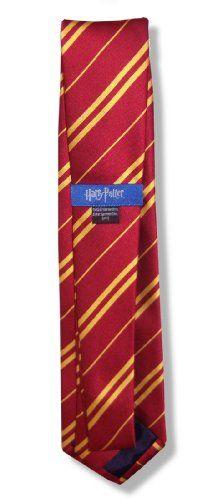 "Bioworld Adult Harry Potter ""Gryffindor"" Maroon Necktie  http://www.yourneckties.com/bioworld-adult-harry-potter-gryffindor-maroon-necktie/"