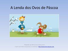 A LENDA DOS OVOS DA PÁSCOA