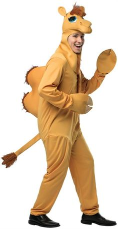 How To Make A Camel Costume Fun Stuff Costumes