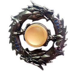 Dragon Fidget Spinner for Relieving ADHD, Anxiety and Stress