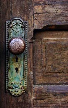 Потрясающие дверные ручки - Дизайн интерьеров   Идеи вашего дома   Lodgers