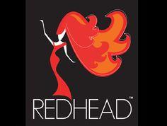 redhead art. My hair feels like this sometimes...