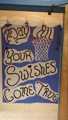 cheerleader basketball signs - Google Search