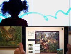 Arte y tecnología, cuando ambos se encuentran en un museo #curiosidades