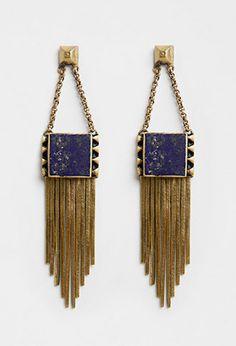 ramu earrings by a peace treaty