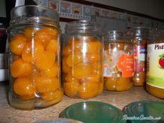 Receta de NARANJAS CHINAS EN ALMIBAR, - Paso 3 Garden Plants, Mason Jars, Stuffed Peppers, Vegetables, Food, Recipes, Liqueurs, Preserve, Dessert Recipes