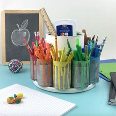 DIY Homework Station - Darby video by @LINESACROSS