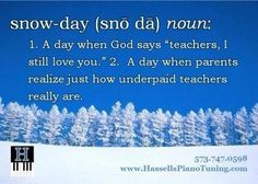 snow day definition
