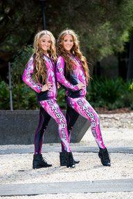 The RYBKA TWINS - Australia
