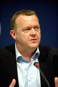 DENMARK: Lars Løkke Rasmussen (B: 5/15/1964) is a Danish politician who has served as Prime Minister of Denmark since June 2015. He is the leader of the centre-right liberal party, Venstre. Wikipedia.