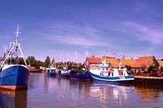 Łeba - port rybacki