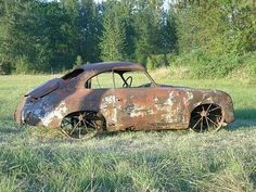 1000 Images About Abandoned Classic Cars On Pinterest