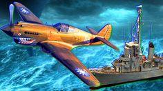 La inexplicable desaparición de una formación de aviones en el Triángulo...