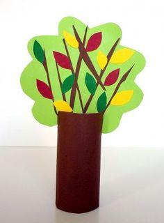 Pflanzen - Meine Enkel und ich - Made with schwedesign.de Planter Pots, Kindergarten, Trees, Community, Fall Season, Preschool Crafts, Bricolage, Firs, Autumn