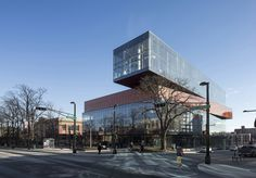 Gallery of New Halifax Central Library / Schmidt Hammer Lassen + Fowler Bauld & Mitchell - 10