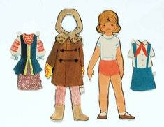 DDR-Paper Dolls 2*1500 free paper dolls for Christmas at artist Arielle Gabriels The International Paper Doll Society and also free Asian paper dolls at The China Adventures of Arielle Gabriel *