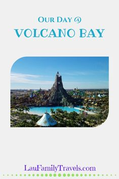Volcano Bay at Universal Orlando Florida is the best water park I've ever been to. We have some Volcano Bay tips tricks and hacks for you. Check it out. Family Adventure, Adventure Travel, New Travel, Family Travel, Universal Orlando Florida, Volcano Bay, Orlando Resorts, Worldwide Travel, Traveling By Yourself