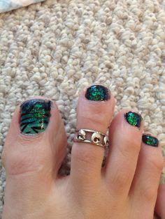 I love the Zoya effect nail polish