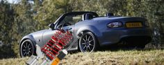How to Install Coilovers on your Miata / MX-5