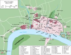 London's waterfront had a wall as well, although by Aethelred's time it was quite possibly in very poor condition from the action of the Tha...