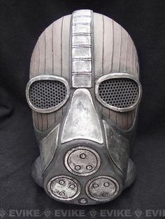 "Evike.com Airsoft Guns - Tac. Gear/Apparel   Evike.com Airsoft Guns - Head - Masks (Full)   Evike.com Airsoft Guns - Limited Edition Evike Custom Airsoft Wire Mesh ""Reaper"" Mask Inspired by Starcraft  "