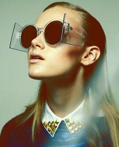 Side visors Future by Christoph Wohlfahrt for Qvest Magazine