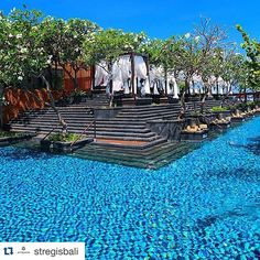 Experience a world class Nusa Dua hotel when you book with Starwood at The St. Regis Bali Resort. Receive our best rates guaranteed plus complimentary Wi-Fi for SPG members.