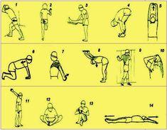 Resultado de imagem para exercicios para flexibilidade