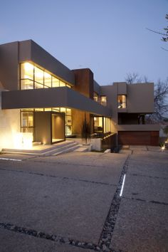 House Eccleston   Exterior   Nico van der Meulen Architects #Architecture #Contemporary #Structure