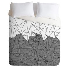 Fimbis Brandy Rays Duvet Cover   DENY Designs Home Accessories
