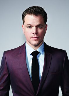 Photoshoot #143 - 143-001 - MattDamonFan.net Pictures Gallery | Matt Damon