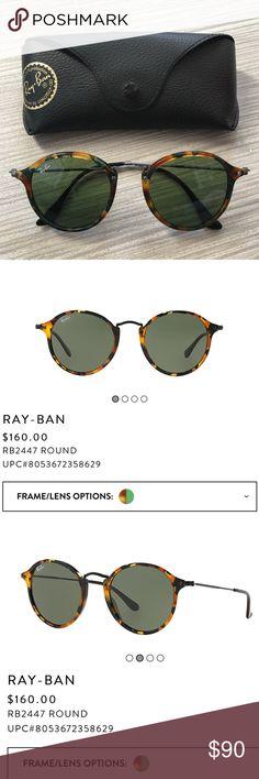 f8f41fe661 Leaving Facebook · Ray Ban Round SunglassesRound ...