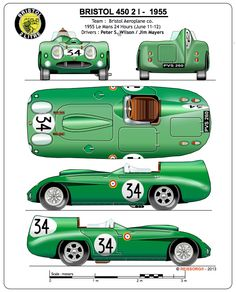 305 best racing car blueprint images on pinterest in 2018 rally bristol 450 2 i driven by peter s wilsonjim mayers at the 24 heures de mans in 1955 for team bristol aeroplane co malvernweather Choice Image