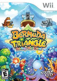 Bermuda Triangle: Saving the Coral - Nintendo Wii by Solutions 2 Go - funny parents Bermuda Triangle, Gamers, The Fragile, Disney Tees, Life Form, Coupon Design, Discount Clothing, Nintendo Games, Cool Things To Buy
