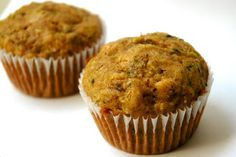 Lex's Life as a New Wife: Zucchini Muffins