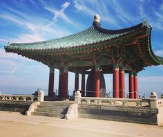 40 Fun Free Things to Do in L.A. Every Angeleno Ought to Try at Least Once [Korean Friendship Bell in San Pedro]