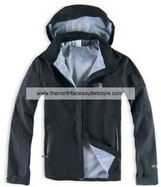 The North Face Black Wool Men Gore Tex Jackets 001 Cheap North Face, North  Face d27e7d0e79c7