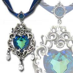 Empress Eugenie's Blue Heart Diamond