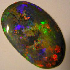 Black Matrix Opal