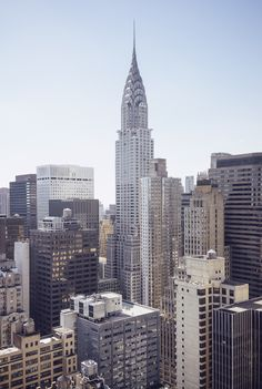 """breathtakingdestinations: """"Chrysler Building - New York City - New York - USA (by Several seconds) """""""