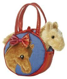 Purse Pal : horse purse pal bag