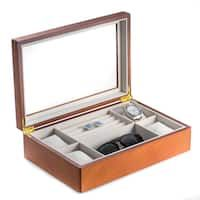 d9bf7f5ae4a7 Bey Berk Wood Valet and Watch Box Wood Watch