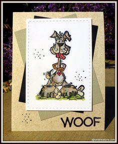 djkardkreations: Sage & Snarky Woof Wisdom ~ NBUS #145