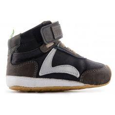 358f88664 Sneaker Infatil em Nylon e Nobuck Tip Toey Joey
