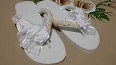 Resultado de imagem para imagens de chinelos decorados