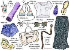 hellogiggles: HOW TO GET THE LAID-BACK LA LOOK by Cindy Mangomini