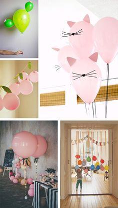 Los globos no son solo cosas de niños. En el post de hoy os mostramos ideas para…